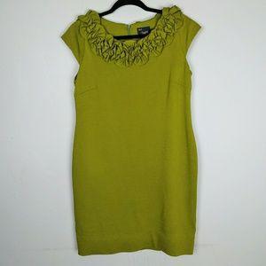 Just... Taylor Ponte Knit Dress